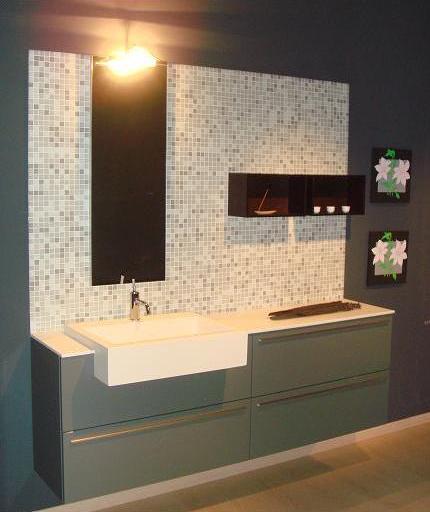 Mobili soggiorno grancasa for Arredo bagno sarzana